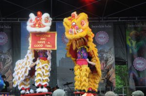 Hong Lok Lion Dance